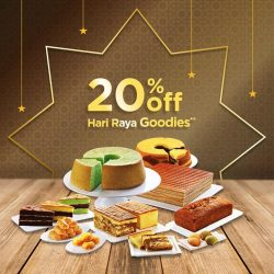 [PrimaDeli] Planning your snacks and goodies line-up for Hari Raya?