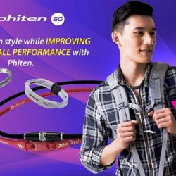 [Phiten Shop] Fashionable, effective and ON SALE!