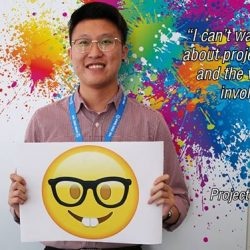 [Singapore Pools] SGPoolsInternsWe're midway through in this dedicated series about interns at Singapore Pools.