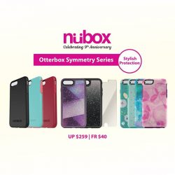 [Nübox] Stylish Otterbox Symmetry Series offers tough and durable protection for your iPhone!