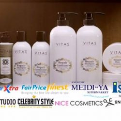 [Vintage Studio Hairdressing Spa] Vitas pro - You Deserve The Best-Rebalancing range for scalp balancing -Revitalizing range for hair loss -Moisturizing range for dry