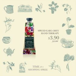 [Crabtree & Evelyn Singapore] These much-loved Hand Therapy creams are a must have to keep those hands youthful.