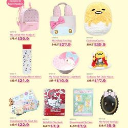 [Sanrio Gift Gate] To celebrate our recruitment drive, we have picked out a list of items at super good deals for you!