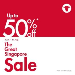 [Sofa Outlet] The Great Singapore Sale happening now!