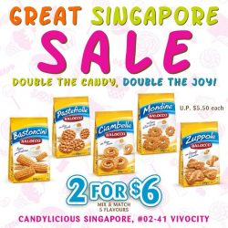 [Candylicious] Have you enjoy our bundled deals this Great Singapore Sale?