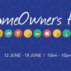 [Home-Fix Singapore] Visit us this 12-18 Jun as Home-Fix brings HomeOwners Fair to Bukit Panjang Plaza!