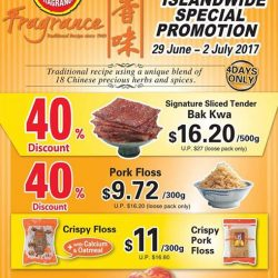 [Fragrance Bak Kwa] 4 Days Special Promo!