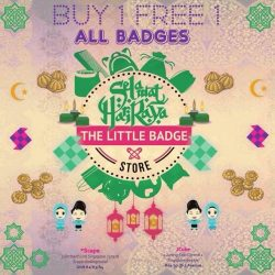 [THE LITTLE BADGE STORE]