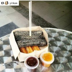 [Churros Factory Singapore] Iftar with Paella.