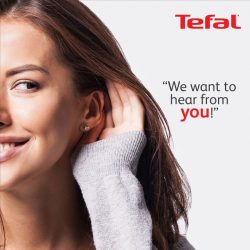 [Tefal] Participate in our survey for Vacuum cleaners and 25 lucky winners will stand a chance to walk away with a $