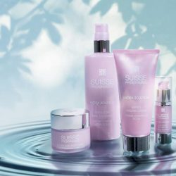 [Sasa Singapore] Keep your skin hydrated with Suisse Programme Hydra Solution range.