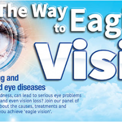 [SISTIC Singapore] Tickets for THE WAY TO EAGLE EYE SEMINAR goes on sale on 1 Jun 2017.