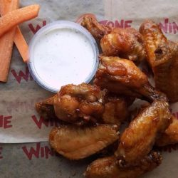 [Wing Zone Singapore] IT'S 50 CENTS WINGS WEDNESDAY!