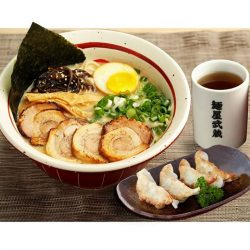 [MENYA MUSASHI] You can now order our signature White Black Red Ramen online!