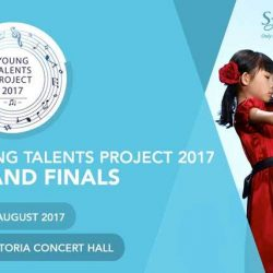 [SISTIC Singapore] Tickets for Young Talents Project 2017 Grand Finals goes on sale on 25th June.