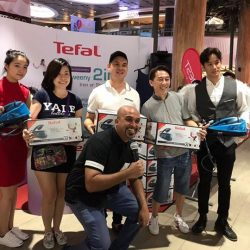 [Tefal] Congratulations to our top 3 winners for completing our Tweeny 2-in-1 Ironing Challenge with the fastest ironing plus