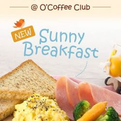[O' Coffee Club] What could be better than Kids Eat Free at O'Coffee Club you asked?