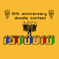[iStudio] Our iStudio 10th Anniversary Doodle Contest call for submissions are closing soon.
