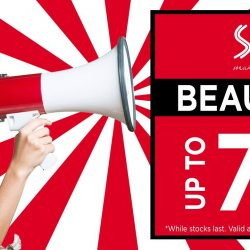 [Sasa Singapore] Sasa Beauty Fair is coming your way to you from from today till 25 June at Bugis Junction.
