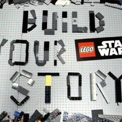 [The Brick Shop] The Freemaker Adventures: R0-GR's Ugly - LEGO® Star Wars - Build your story PuppetryCan R0-GR make his own