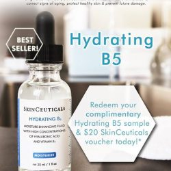 [ClearSK® Medi-Aesthetics] Heard of our collaboration with SkinCeuticals yet?