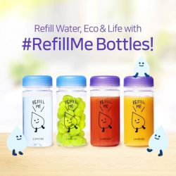 [Laneige] Refill your skin, your life and your environment with RefillMe!