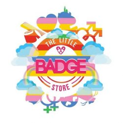 [THE LITTLE BADGE STORE] Come and redeem your complimentary badge and merchanises as we spread the love around with our individually hand crafted button