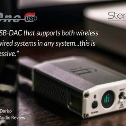 [Stereo] Introducing the new iFi Audio nano iOne ER (Extended Range) - State of the art sound and wireless connectivity!
