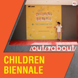 [Kent Ridge Education Hub] Enjoy the magical moment when you visit the Gallery Children's Biennale at National Gallery Singapore.