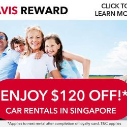 [AVIS] Free Avis Reward loyalty card | Do you rent with Avis regularly with your family and friends?