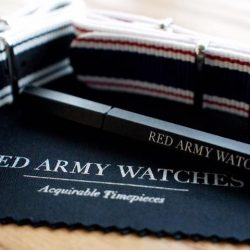 [Krasnaya - The Watch Art Gallery by Red Army Watches] Accessories for the watch lover.