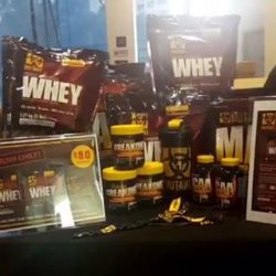 [GYMM BOXX Silver] 2 more hours to get your Mutant Whey!