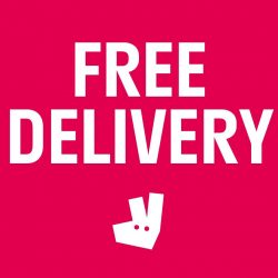 [Harry's Bar] We're bringing delicious right to your doorstep with free delivery on Deliveroo!