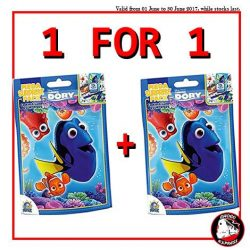[Choco Express] MID-YEAR SPECIALFinding Dory Surprise Bag 10g - Buy 1 get 1 FREEWhile stocks last.