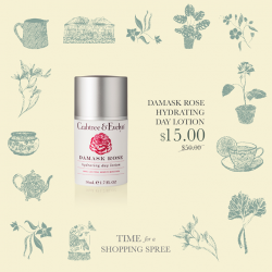 [Crabtree & Evelyn Singapore] There really isn't any fancy secret to staying youthful.