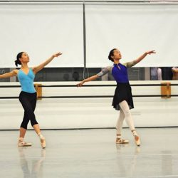 [Singapore Dance Theatre] We are just three weeks away to Masterpiece in Motion, and rehearsals are steadily underway.