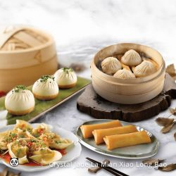 [foodpanda] What's better than one basket of dimsum?