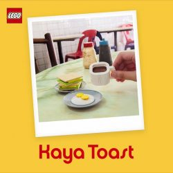"[Babies'R'Us] Spend $80 and above on LEGO sets at Toys""R""Us VivoCity, and receive the exclusive LEGO Kaya Toast set!"