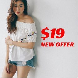 [MOSS] Enjoy more than 50% off itemShop $19 New Offer Top @http://www.