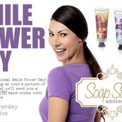 [Soap Stories] Happy National SmilePowerDay!