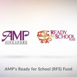 [AMP] Why does your contribution towards our Ready for School (RFS) Fund matters?