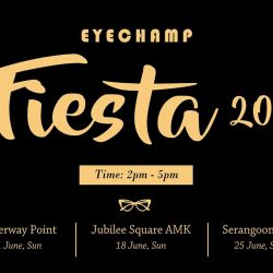 [Eyechamp Flagship] EyeChamp Fiesta 2017 is coming soon!