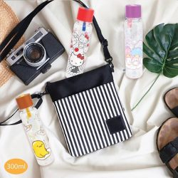 [Sanrio Gift Gate] The new slim bottle can fit into many of your small sling bags and you can hydrate yourself easily wherever