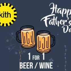 [Kith] Cheers to all Fathers!