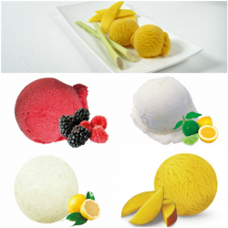 [New Zealand Natural Café] Low fat and guilt free, it's no mystery why our 98% fat-free sorbets are such a hit!
