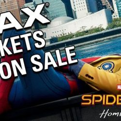 [Shaw Theatres] Be the first to say hello to your friendly neighbourhood superhero when he swings into IMAX theatres on July 6!