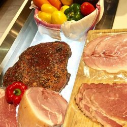 [fumee.deli.bar+cigar] Fumée DELI DELIGHTS promotions: whilst stock lasts• Smoked Gammon bone-in.