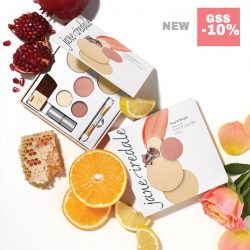 [LOVFLAUNT] Get a taste of the jane iredale difference with the new Pure & Simple Kits.