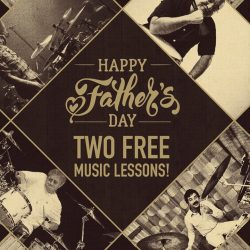 [Swee Lee Music] This Father's Day, help Dad bring out his inner rock star!
