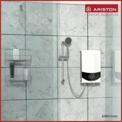 [Ariston] Shouting out to all fans of Ariston Facebook, save water save energy and reduce your utility bills by changing your